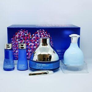SU:M37 Water-full Time Leap Water Gel Cream Special Set Moisturizing K-Beauty