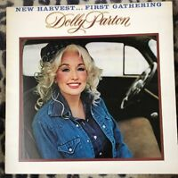 DOLLY PARTON - New Harvest First Gathering- 1977 Vinyl LP RCA PL12188 1E 1st Ex+