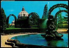 AA3485 Città del Vaticano - La Cupola di San Pietro dai Giardini Vaticani