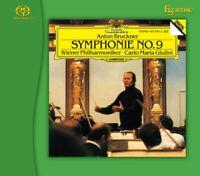 ESOTERIC Carlo Maria Giulini VPO Bruckner Symphony No.9 SACD Hybrid Japan F/S