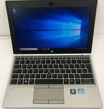 HP EliteBook 2170P Core I5 3427U 1.8GHz 4GB RAM 128GB SSD Mini Laptop 3rd Gen