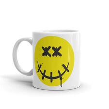 Dead Smiley Face High Quality 10oz Coffee Tea Mug #4633