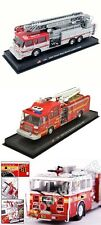 Giant Fire Trucks WHOLE COLLECTION! 21 PCS MODELS - 1/64 Free Shipment!