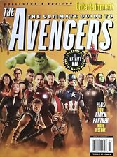 ENTERTAINMENT WEEKLY MAGAZINE ~ THE ULTIMATE GUIDE TO THE ~ AVENGERS 2018 NEW