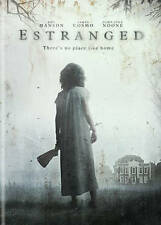 Estranged (DVD, 2016) INCEST FAMILY CAPTIVE DAUGHTER ABUSE USED VERY GOOD