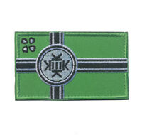 Kekistan KEK flag PATCH ARMY MORALE TACTICAL MORALE BADGE HOOK & LOOP PATCH