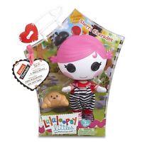"Lalaloopsy Littles Sherri Charades Doll w/ Pet Croissant 7"" - NIB"