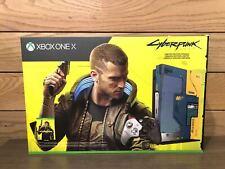Microsoft Xbox One X 1TB Cyberpunk 2077 Console Bundle - IN HAND