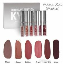 New Cosmetics HOLIDAY COLLECTION LIMITED EDITION Mini MATTE Set of 6