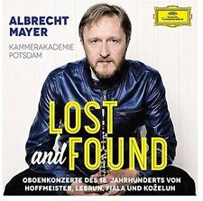 Albrecht Mayer - Lost & Found [New CD]