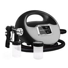 Spray Tan Machine Professional Sunless Sprayer TANNING Gun Unit HVLP 700w Black