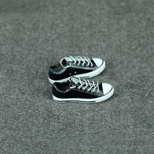 "1/6 Scale Female Sneakers Black For 12"" Female Hot Toys Figure"