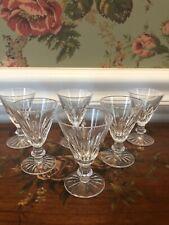 Waterford Crystal Eileen Cordial / Liqueur Glasses