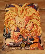 DRAGONBALL Z carte Carddass Jumbo Fr N°3 Rare