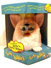 Furby Babies 1999 Hasbro Pink White NEW Tiger Electronics RARE 70-940