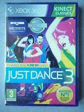 Just Dance 3 Kinect Jeu Vidéo XBOX 360