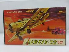 Airfix HARVARD SNJ Texan WWII Trainer 1/72 Scale Model Kit 9-39 UNBUILT NO STAND