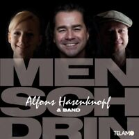 Alfons Hasenknopf & Band - Mensch Drin Nuovo Digi Confezione CD