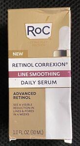 RoC Retinol Correxion Line Smoothing Daily Serum, 1 OZ. #C1