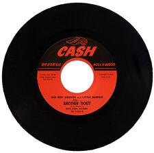"""BIG BOY GROVES & LITTLE MARGIE  """"ANOTHER TICKET""""  UNISSUED R&B   LISTEN!"""