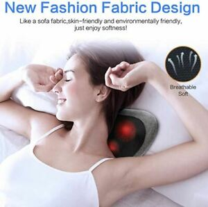 Papillon Neck Massage / Electric Back & All Body Muscles Massage With Heat