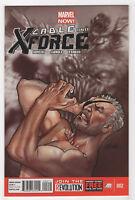 Cable & X-Force #2 (Feb 2013, Marvel) [Hope, Domino, Nemesis] Hopeless Larroca Q