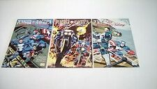 Blood and Glory #s 1,2, &3 Punisher & Captain America (Marvel)1992 - High Grade