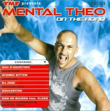 MENTAL THEO - On the road 20TR CD + DVD 2004 / EURODANCE / HAPPY HARDCORE /HOUSE