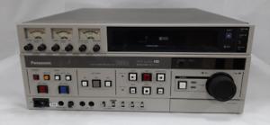 Panasonic AG-7500A Video Cassette Recorder
