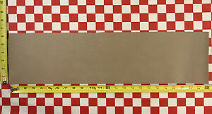 "HORWEEN PALOMA DAVIS GRAY LATIGO 5 OZ PRINT #41 LEATHER 24""x6"" 1ST QLTY."