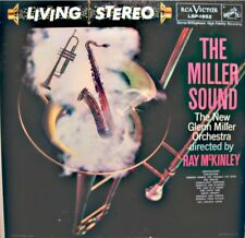 RAY MCKINLEY/THE NEW GLENN MILLER ORCH. the miller soud LP RCA 1959 CANADA VG++