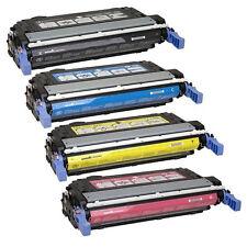 HP Color LaserJet CP4005n CP4005dn Toner Set