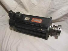 Yaskawa AC Servo Motor USASEM-10HS22 Hitachi Seiki 1.03 kW 1000 RPM 14.6 Amp Z
