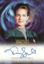 Complete Star Trek Deep Space Nine DS9 Terry Farrell / Jadzia Dax A13 Auto Card