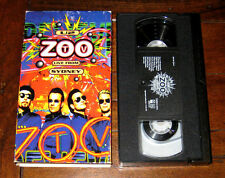 VHS TAPE: U2 - Zoo TV Live From Sydney / One The Fly Angel of Harlem Pride Lemon