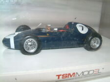 1/43 PORSCHE 718 F2 1960 #7 STIRLING MOSS, ROB WALKER RACING, TRUESCALE