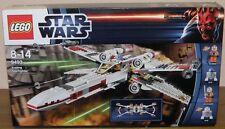 Lego Star Wars 9493 X-wing Starfighter mit Figuren OVP und BA 100% komplett