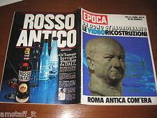 EPOCA 1971/1103=GALAPAGOS SUB=ROMA ANTICA COME ERA=GRAZIE DELEDDA=