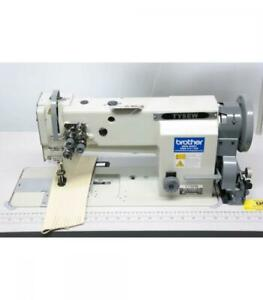 Tysew TY-11163-1 Twin Needle Walking Foot Industrial Sewing Machine