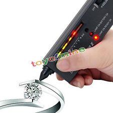 LED Diamant Schmuckstein Tester Diamanttester Diamantprüfer Diamond Prüfgerät