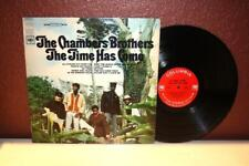 THE CHAMBERS BROTHERS THE TIME HAS COME LP VINYL CS 9522 ~R21
