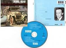 """BORIS VIAN """"Le Déserteur"""" (CD) 14 Titres 2001"""