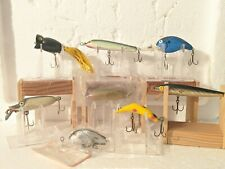 LOT OF 8 JAPAN MIXED FISHING LURES