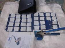 Quickutz Complete Alphabet Die Cutting System With Binder, 26 CK Typist Mini alp