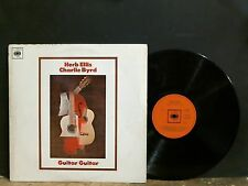 HERB ELLIS  CHARLIE BYRD   Guitar Guitar  LP   UK original   Great !!