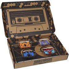 Transformers Generations Selects ~ SOUNDWAVE'S SPY PATROL ELITE COMMAND UNIT