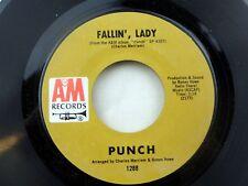 Punch: Fallin' Lady / Travelin' Boy  [Unplayed Copy]