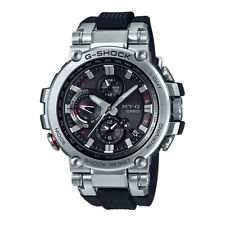 -NEW- Casio G-Shock MT-G Bluetooth, Atomic Time, Solar Powered Watch MTGB1000-1A