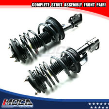 Set of Two Front Complete Struts Assembly Fits 1988 - 1993 Dodge Dynasty