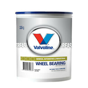 Valvoline Grease Wheel Bearing Grease 2.5kg 749.67